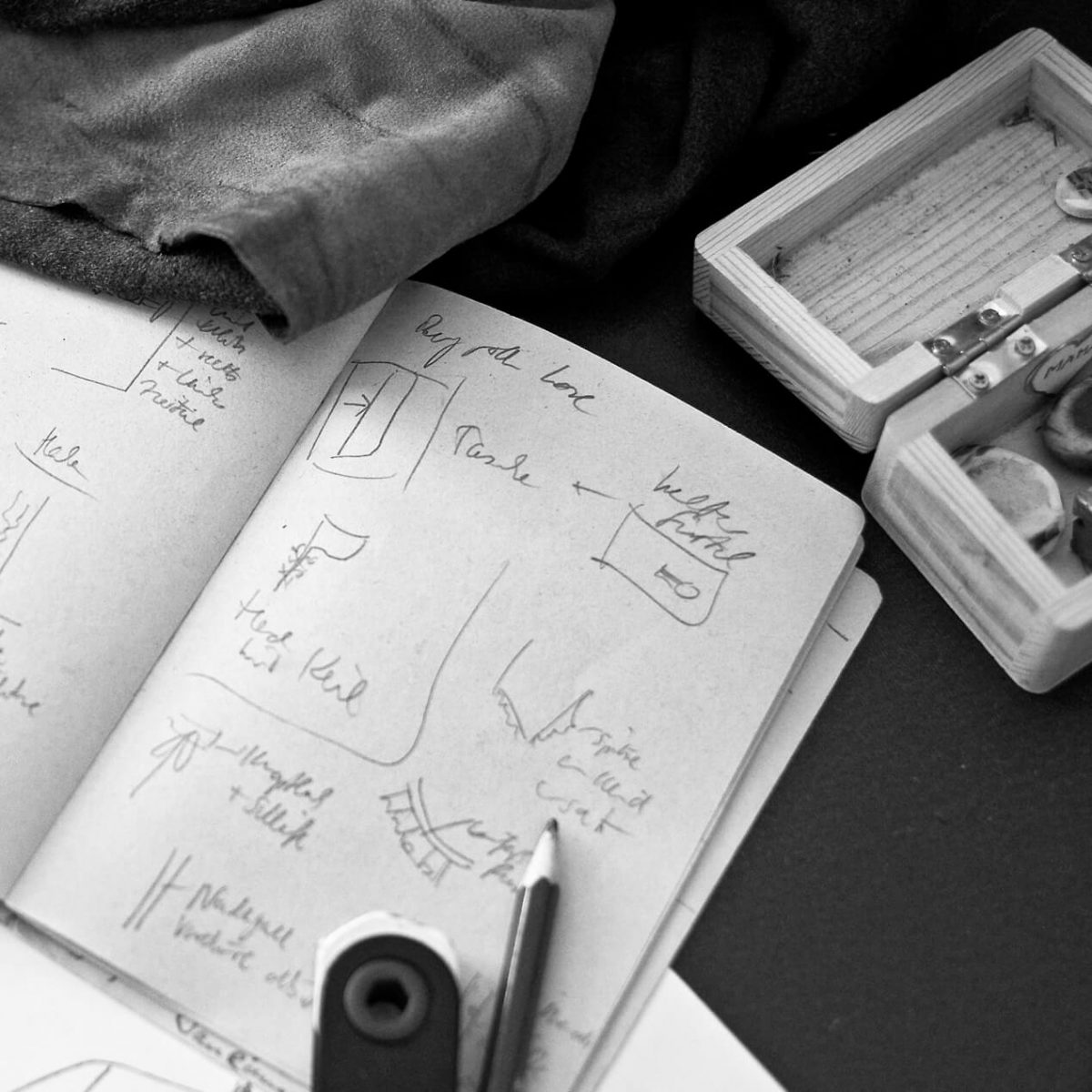 Einblicke in die Wunschleder-Ledermanufaktur