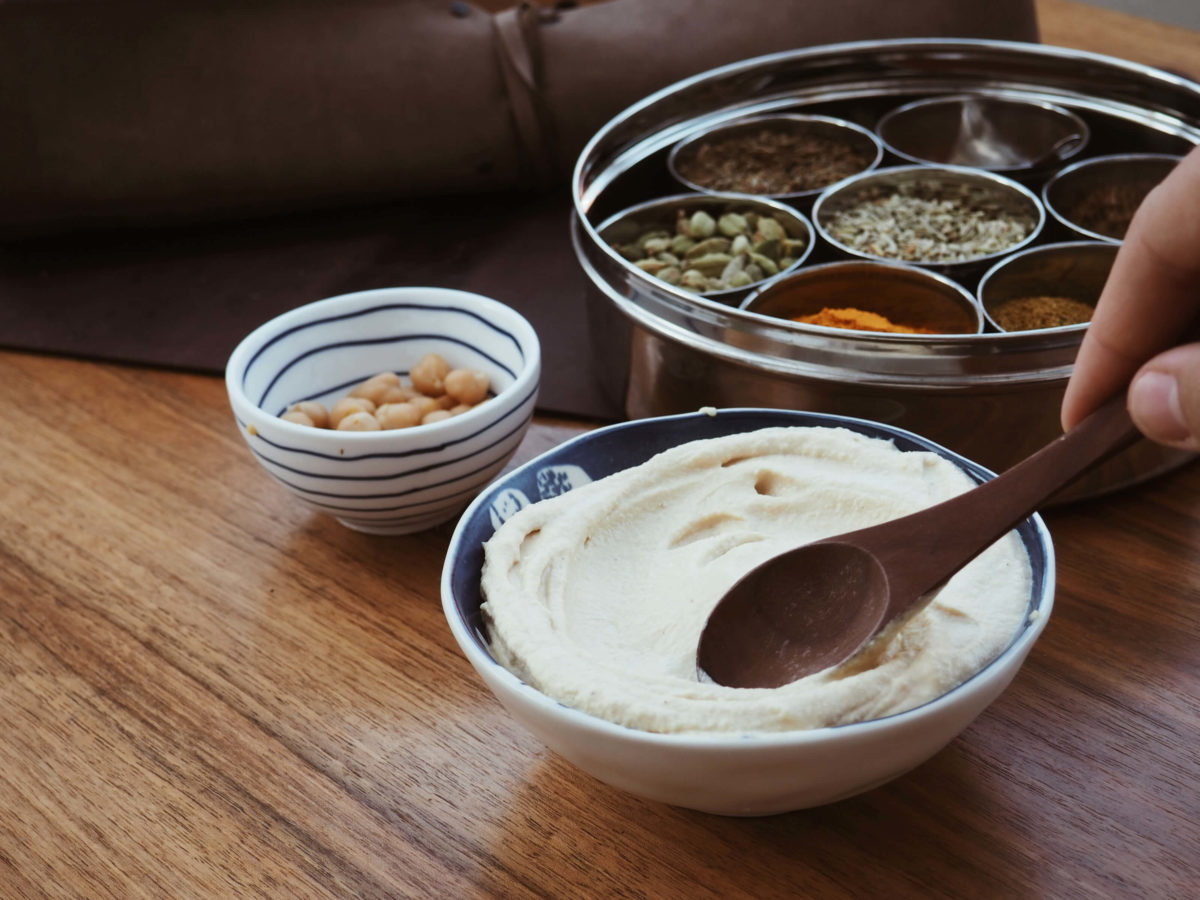 Hummus selber machen |Klassiker orientalische Küche | Kichererbsen | Tahin