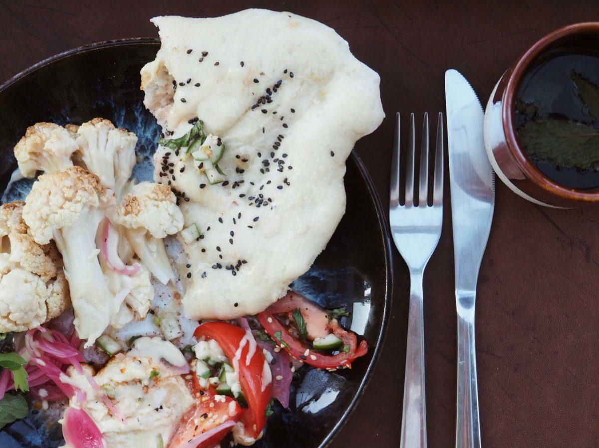 Orientalische Küche   orientalisches Dinner