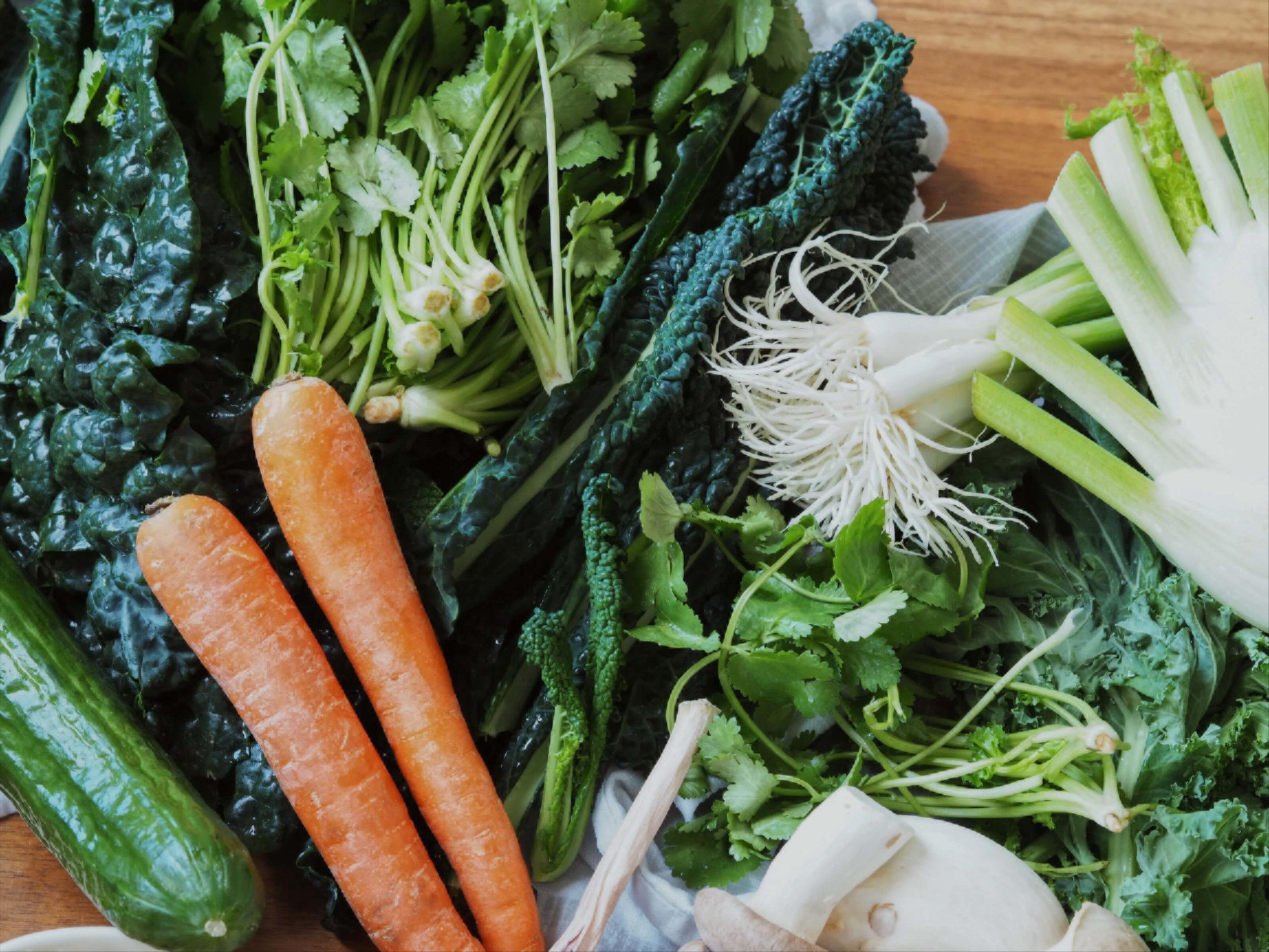Galette mit Gemüse Rezept, Wunschleder HOME
