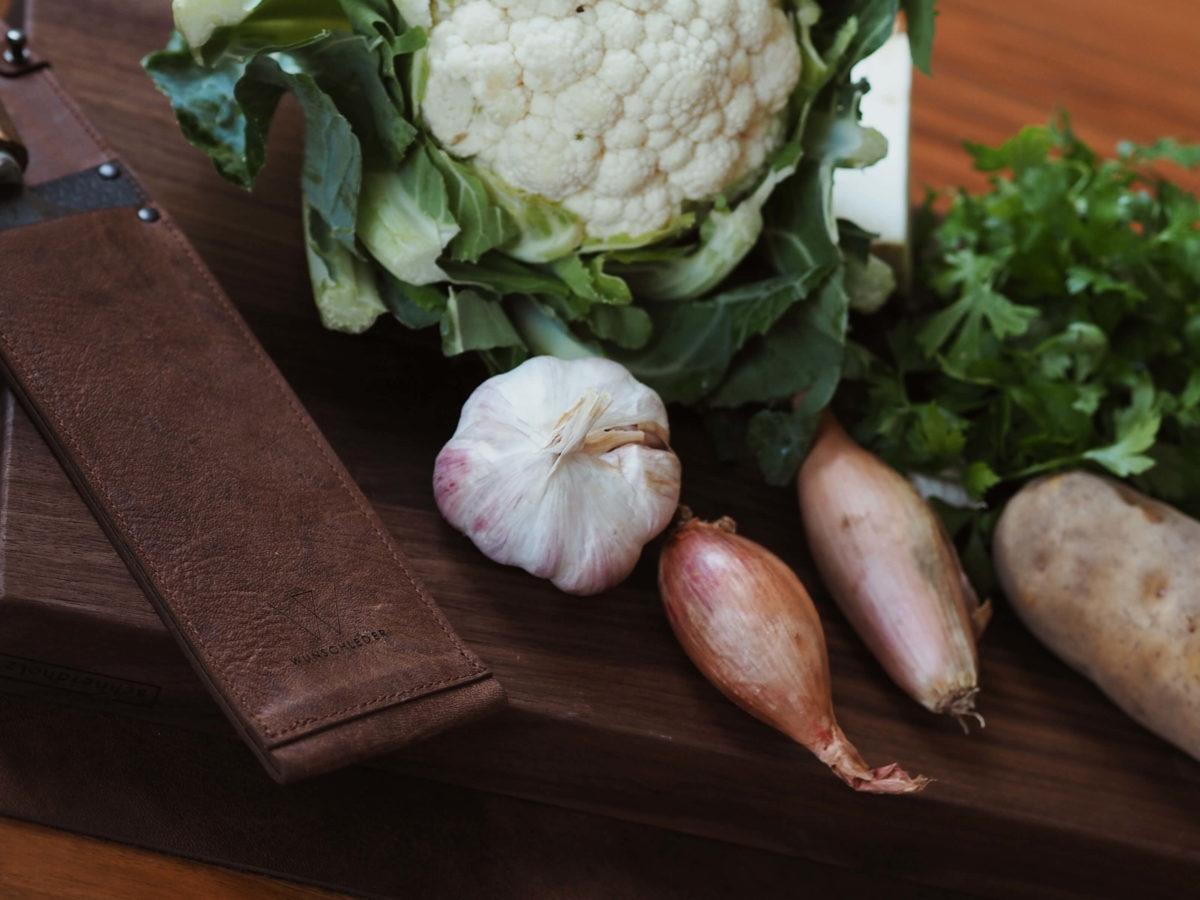 Zutaten Suppe |Weihnachtsmenü |Winteressen