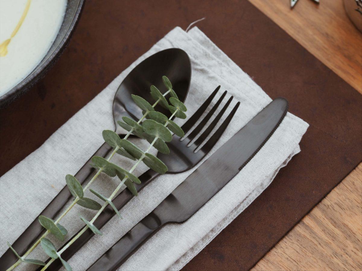 Tischdekoration | Eukalyptus | Weihanchtsdeko |Wunschleder Home