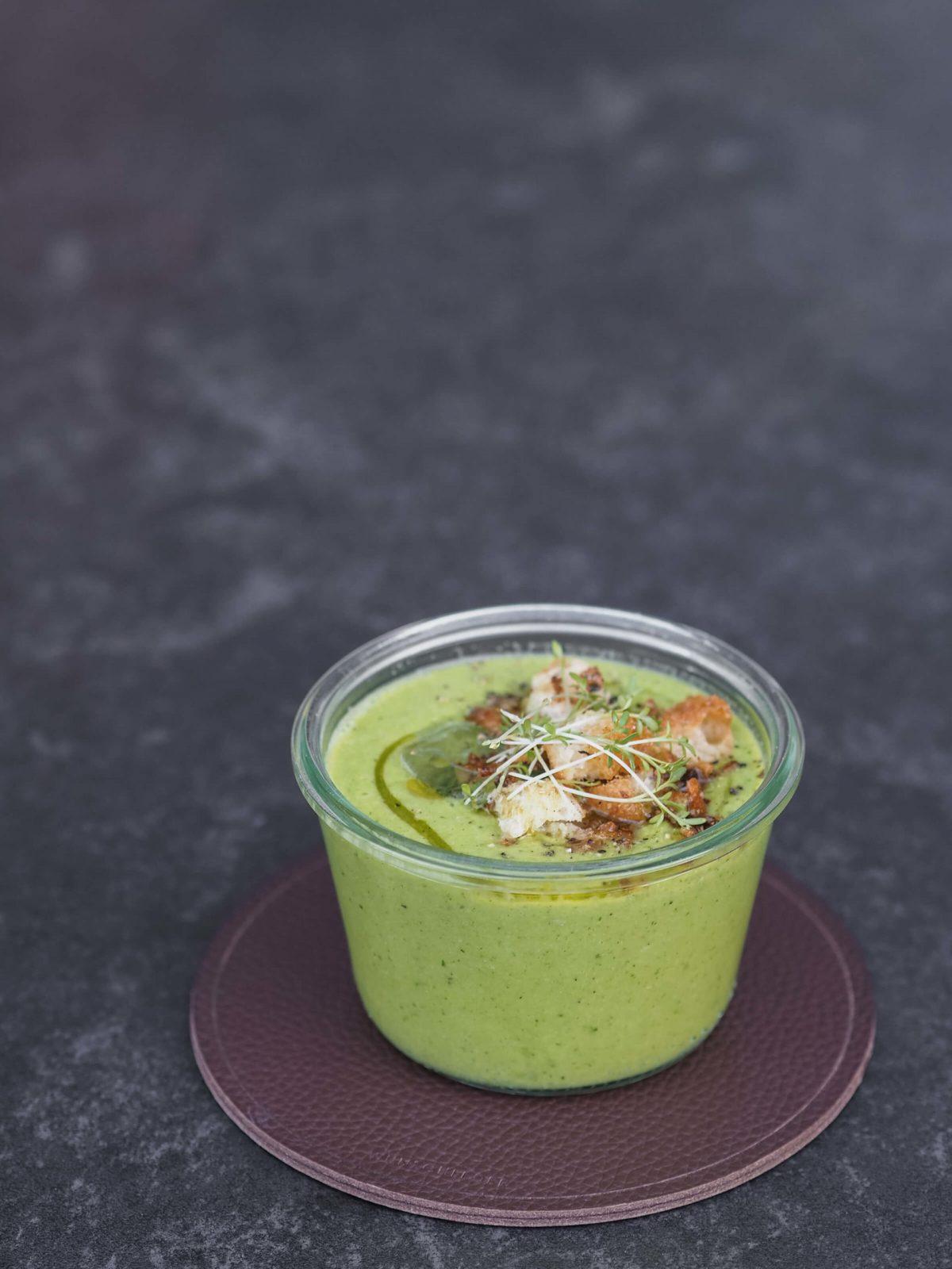 Gazpacho  Vorspeise  Grillen  Sommeressen