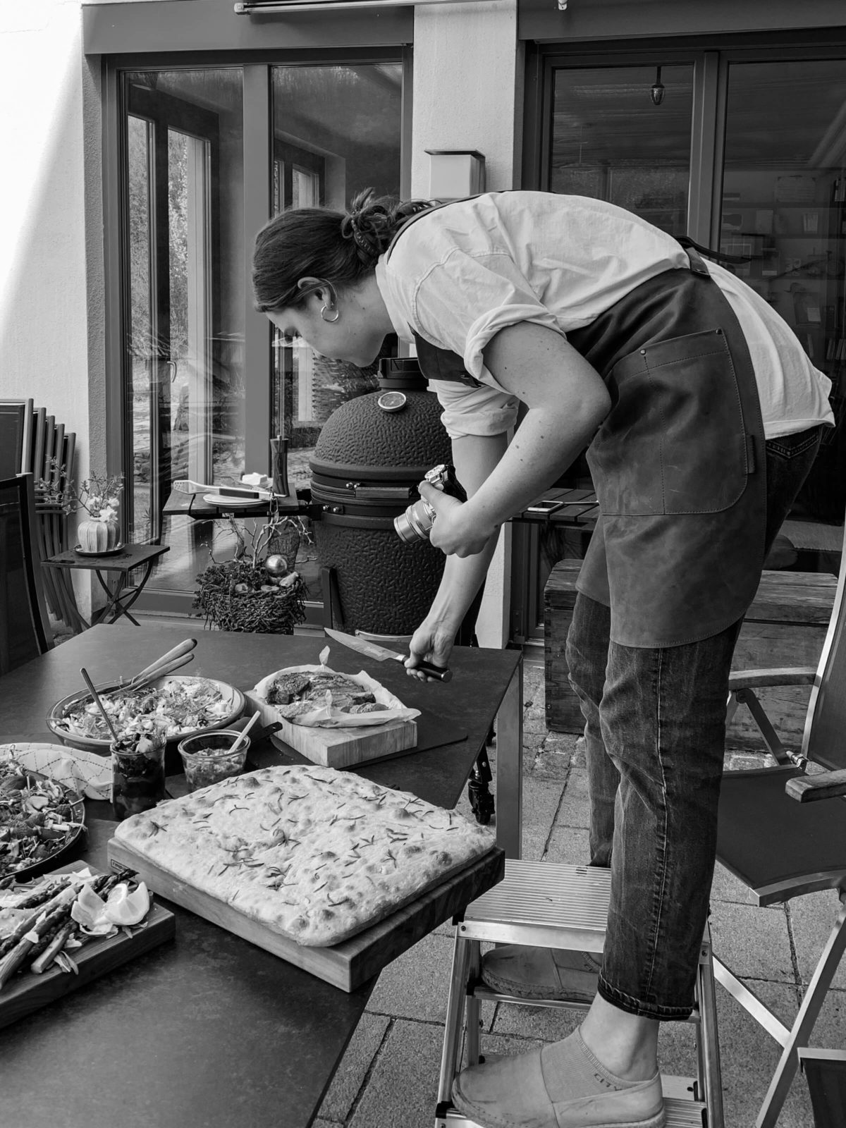 Kochen | Grillen |Food Magazin |Behind the Scene