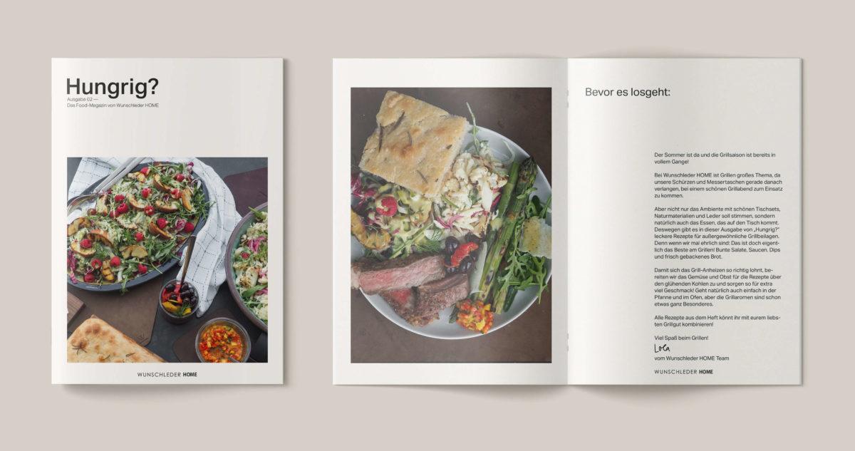 Hungrig |Food Magazin |Essen |Kochen |Grillen
