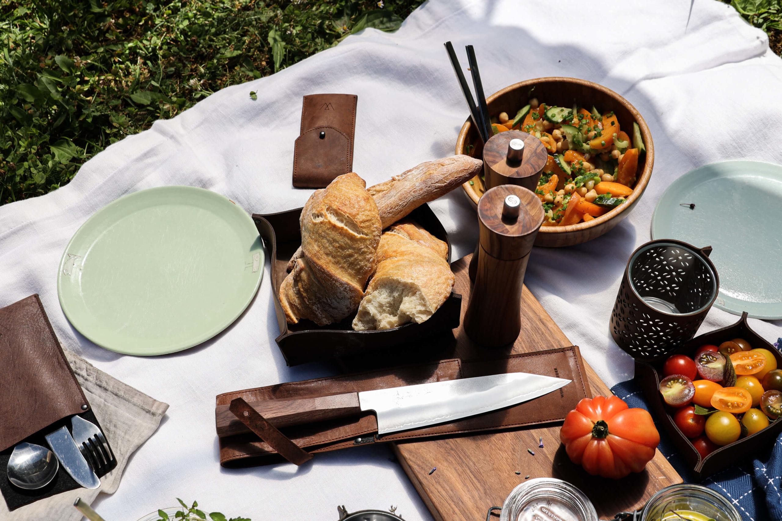 Picknick Ideen Essen, Wunschleder HOME